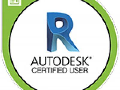 Revit Architecture ユーザー資格試験に合格しました。