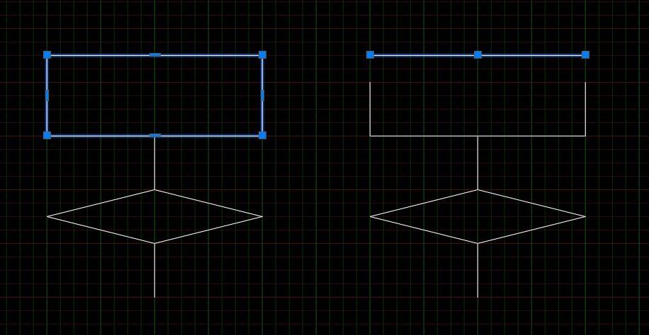 矩形の変形 長方形 線分