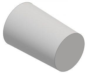 Inventor 円錐 3Dモデル