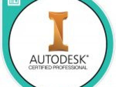 Autodesk Inventorプロフェッショナル試験に合格しました。