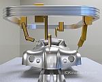 Fusion360 自動車 3Dプリンティング
