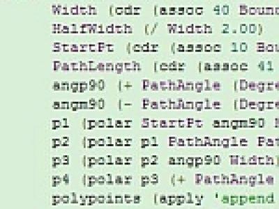 AutoCADの独自コマンドを使った作業の自動化