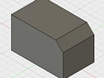 Fusion360の図面をAutoCADのモデル空間で開く