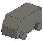 クルマ 3Dモデル
