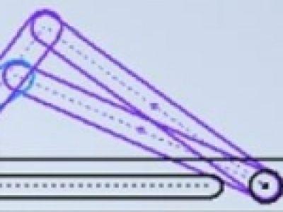 【リンク機構(2)】スケッチブロックの拘束