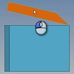 角度拘束-非有向角の設定方法
